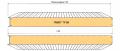 Топлоизолационен панел за стена Frimet® TP-SM