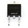 Транзистор NPN Дарлингтон 100V
