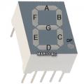 Седемсегментен светодиоден индикатор