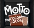 Вафлени кори  My Motto с какаов крем