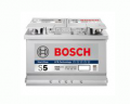 Акумулатор Bosch EFB 65Ah 650 R+