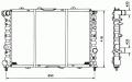 Воден радиатор за ALFA ROMEO 156
