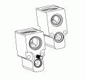 Разширителен клапан /климатизация/ за AUDI, SEAT, SKODA И VW (38342 NRF)