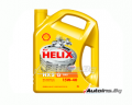 Масло Shell HELIX LP GAS HX5 15W40 - 4 литра