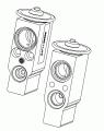 Разширителен клапан /климатизация/ за OPEL VECTRA
