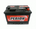 Акумулатор Perion 74Ah 680 R+