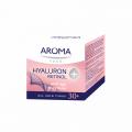 Дневен крем за лице против бръчки Aroma Hyalurom & Reetinol