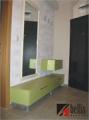 Шкафче за обучки и огледало за антре