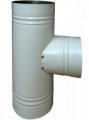 Въздуховодна тръба Т-образна