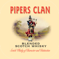 Уиски Piper's Clan Blended Scotch Whisky