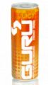 Енергийна напитка GURU Tangerine