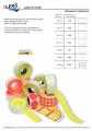 Самозалепващи етикети за текстил и маркети
