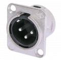 XRL конектор Neutrik NC3MD-L-1