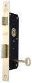 Брава за интериорна врата с обикновен ключ