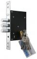Допълнителна брава за метална врата