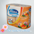 Тоалетна хартия Смарт Праскова