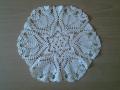 Ръчно плетени дантелени покривки