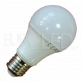 LED Крушка - 10W E27 A60 Термо Пластик 4500К