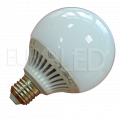 LED Крушка - 13W E27 G95 Глобус Топло Бяла Светлина