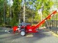 JAPA 305 BE машина за рязане и цепене на дърва / firewood processor /