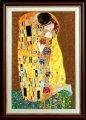 """Репродукция на Густав Климт """"Целувката"""""""