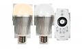 Димираща LED SMART лампа - 9W с вариращ цвят