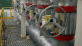 The equipment for gasindustrial complex