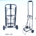 Количка за багаж сгъваема метална