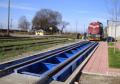 Везна модулна електронна железопътна ESIT RW
