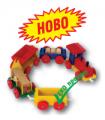 Водоразредима боя за дървени детски играчки /концентрат/