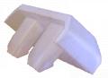 Отводнителна капачка за PVC профили