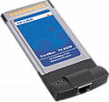 Мрежова карта TF 10/100 Card Bus PCMCIA TF-5239, 32-bit, CSMA/CD, TCP/IP