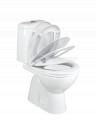 Тоалетна чиния WC комплект Elegance