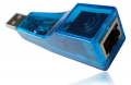 Мрежов адаптор USB 2.0 LAN 10/100
