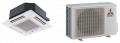 Климатична инверторна система касетъчен тип Mitsubishi SLZ-KA25 VA