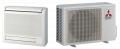 Климатична инверторна система подов тип Mitsubishi MFZ-KA25 VA
