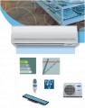 Инверторен климатик Carrier за високостенен монтаж - модел Gold
