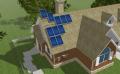 Соларни системи за инсталация върху скатни покриви