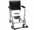 Комбиниран тоалетен стол и стол за баня - А28_2