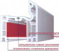 PVC дограма - система