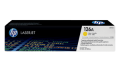 Цветна тонер касета HP 126А - жълта