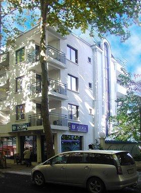 Хотел Астория, Бургас