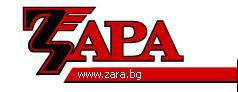 Зара газ България, ООД, Стара Загора