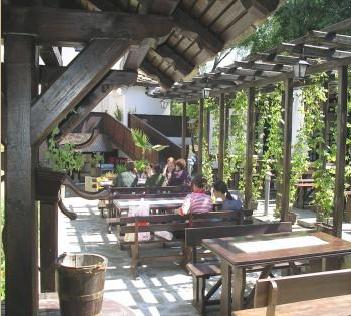 Поръчка Механа - градина