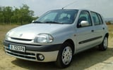Поръчка Автомобил под наем RENAULT CLIO 1.4i - PETROL