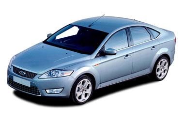 Поръчка Автомобил под наем Ford Mondeo