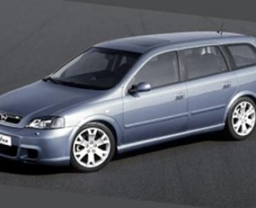 Поръчка Кола под наем Opel Astra Estate Classic