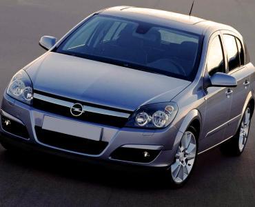 Поръчка Кола под наем Opel Astra