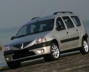 Поръчка Кола под наем Renault MCV