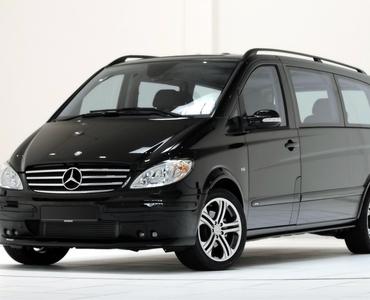 Поръчка Кола под наем Mercedes Viano Lux